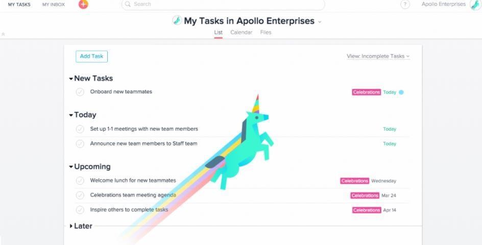 asana business tools