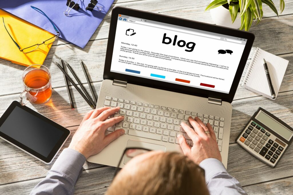 4 Reasons Why a Business Blog Is Critical for Your Success