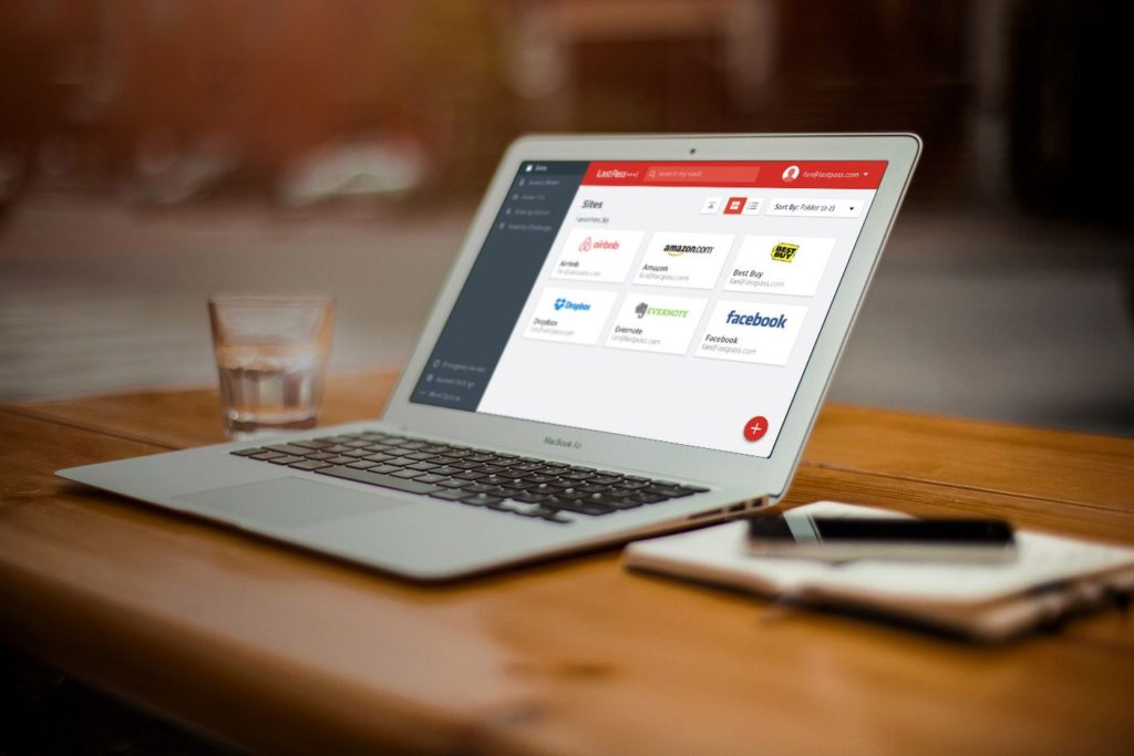 using lastpass to create secure passwords