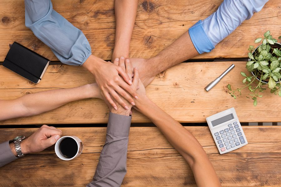it takes a team to win the content marketing game