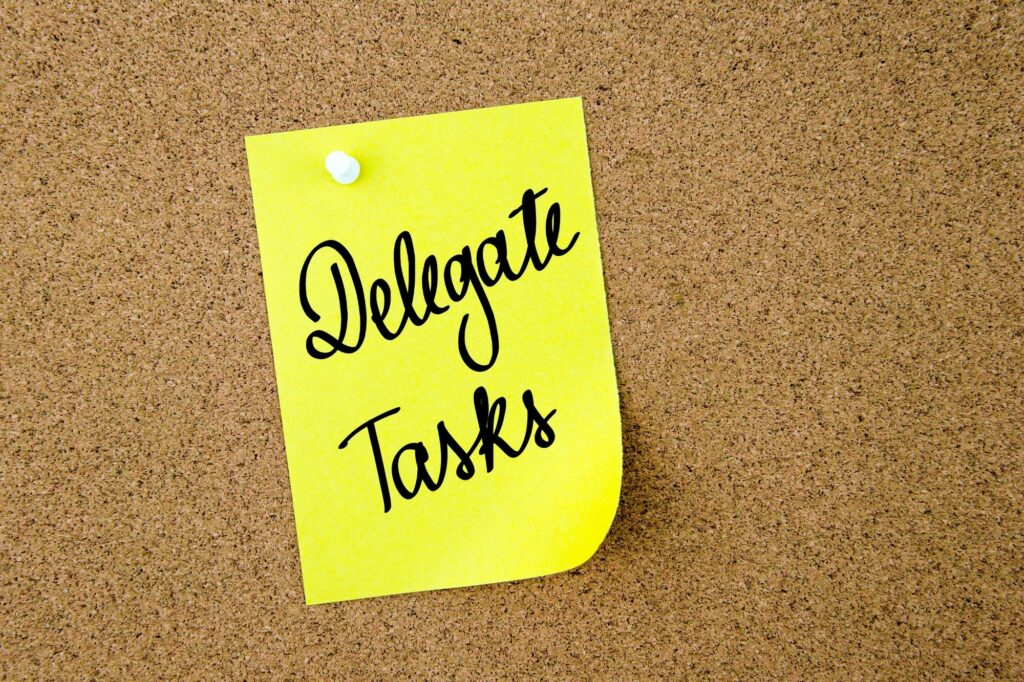 4 Steps for Effective Task Delegation to Help Grow Your Small Business